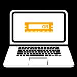 Mac Reparatur & Service Frankfurt - MacBook Pro Arbeitsspeicher / RAM Upgrade Austausch