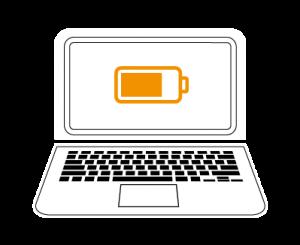 MacBook Air Batterie Reparatur Tausch Frankfurt