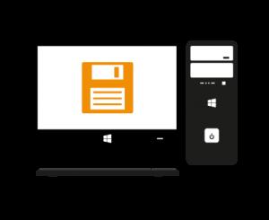 PC-Desktop-Datenrettung-Datensicherung