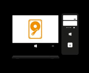 PC-Desktop-Festplatte-SSD-Reparatur-Austausch-Upgrade